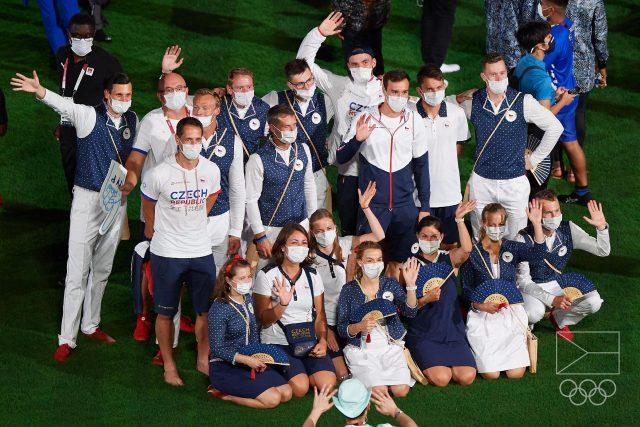 Pro českou výpravu byla olympiáda v Tokiu velmi úspěšná. Češi si odvážejí celkem 11 medailí | foto: Barbora Reichová,  Český olympijský výbor  (5235372)