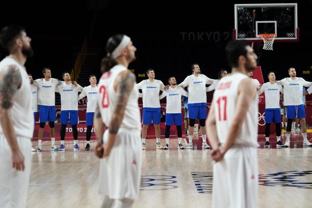 Poslechněte si celý rozhovor s bývalým basketbalistou Michalem Ježdíkem   foto: Eric Gay,  ČTK/AP