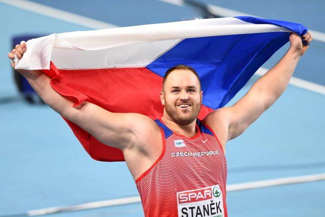 Tomáš Staněk je novým halovým mistrem Evropy