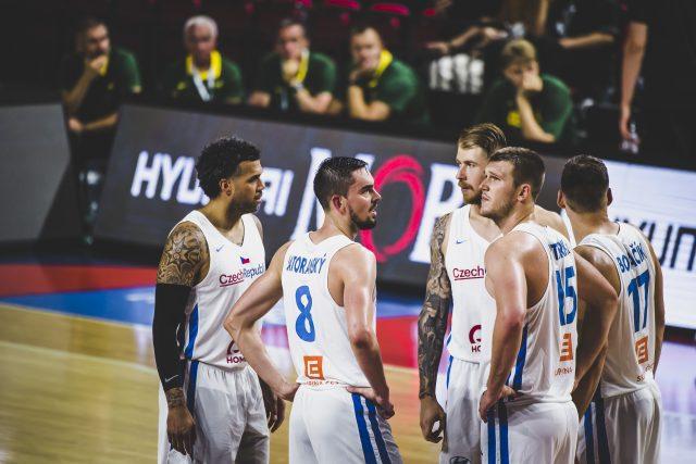 Poslechněte si celý Speciál Radiožurnálu Sport o právě začínající basketbalové kvalifikaci na olympijské hry | foto: Václav Mudra,  Česká basketbalová federace