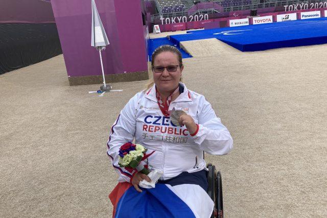 Poslechněte si celou reportáž Zdeňky Trachtové přímo z paralympijských her v Tokiu   foto: Zdeňka Trachtová,  Český rozhlas