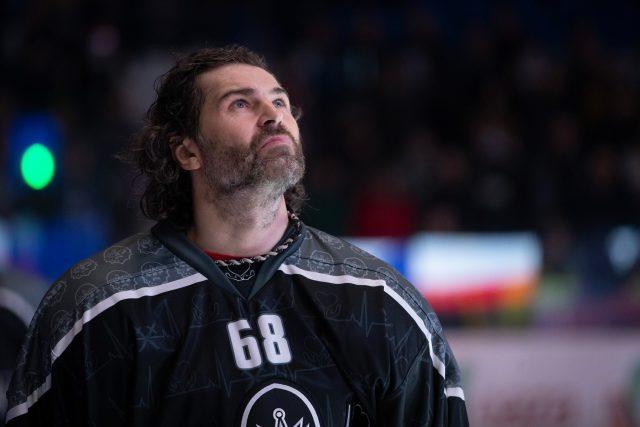 Poslechněte si celý rozhovor s českou hokejovou legendou Jaromíre Jágrem | foto: Profimedia
